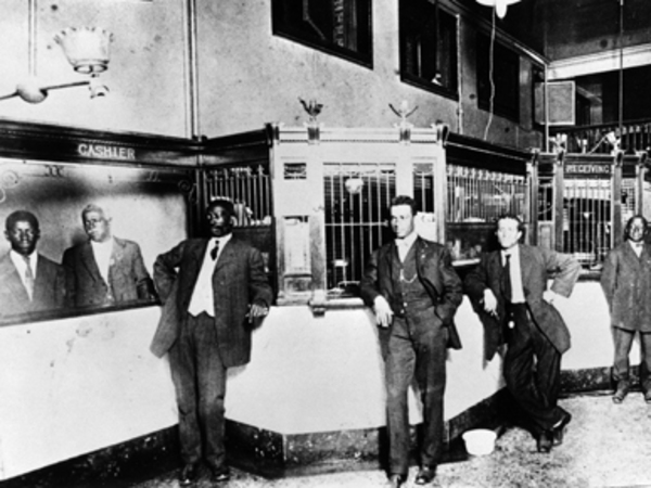 LOOKING BLACK ON TODAY IN 1890, ALABAMA PENNY SAVINGS BANK OPENED ITS DOORS WITH WILLIAM PETTIFORD AS ITS PRESIDENT